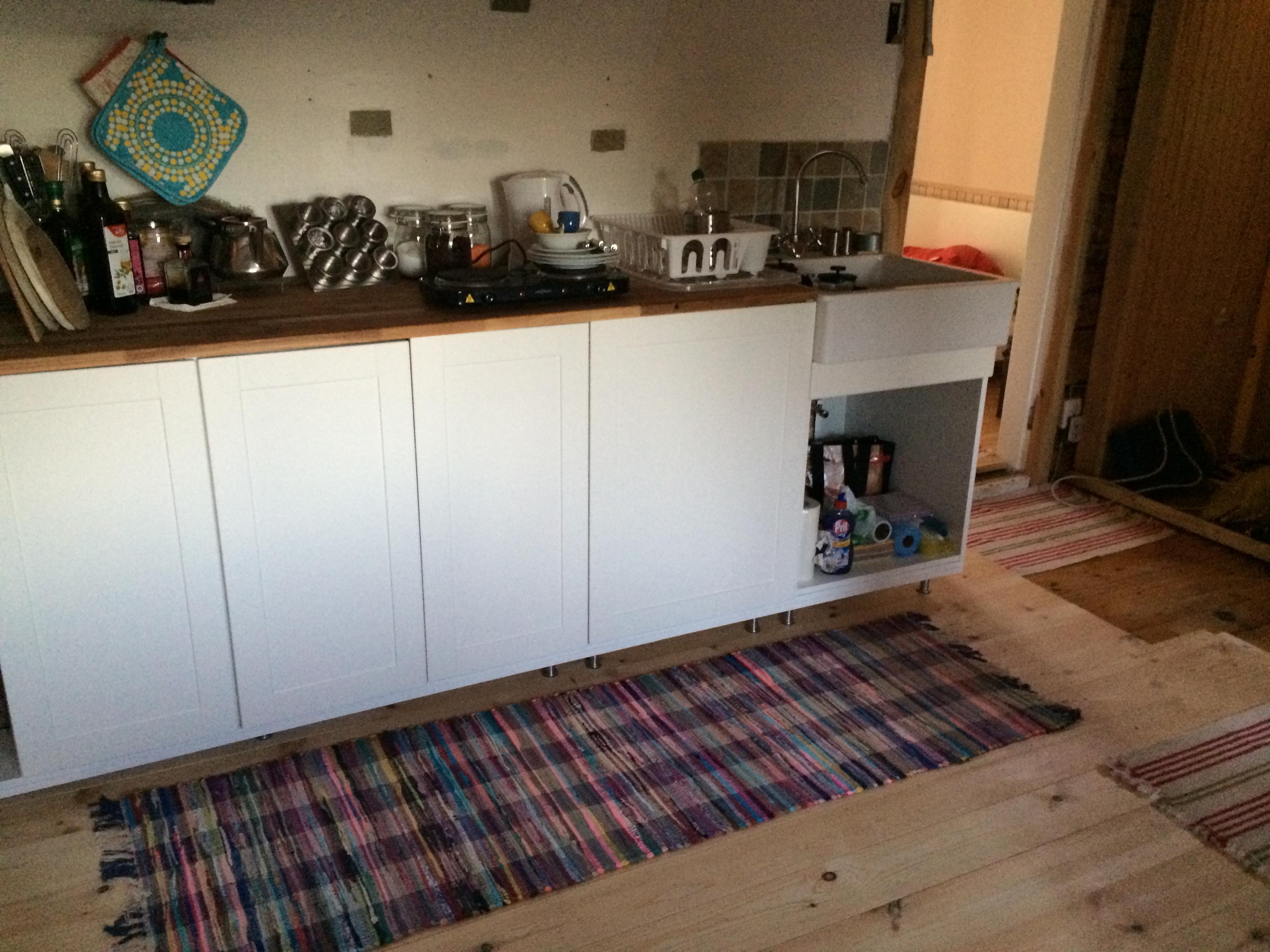 Neue Küche für unser Schwedenhaus