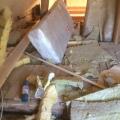 Dachboden - unaufgeräumt