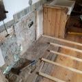 Küche im Schwedenhaus - Abriss